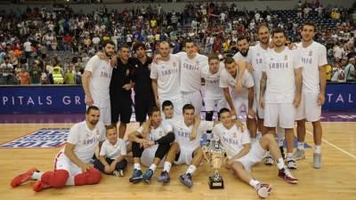 reprezentacija srbije trofej beograda