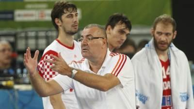 jasmin repeša i hrvatski košarkaši