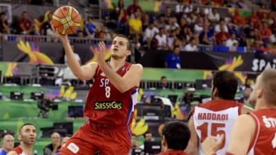 Bjelica, Mundobasket