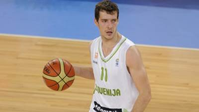 goran dragic slovenija world cup