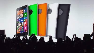 Lumia 830, Nokia, Lumia