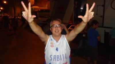 Valentin, Mundobasket, Teodosić