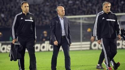 Marko Nikolić, derbi, Partizan