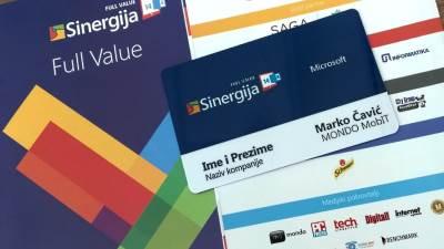 Sinergija, Microsoft, Windows, Sinergija 14