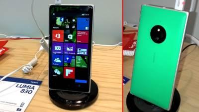 Lumia 830, Nokia, Microsoft, Lumia