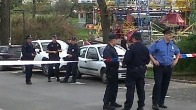 bomba kalemegdan policija