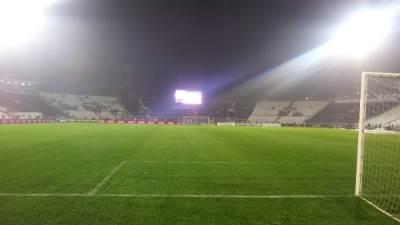 Partizan, stadion