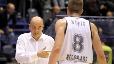 Vujošević, Murić, Partizan