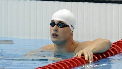 Reprezentativac Srbije u plivanju Ivan Lenđer