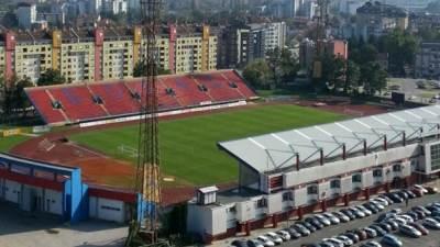 Borac, stadion, Banjaluka