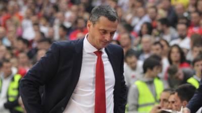 Dejan Radonjić, trener Crvene zvezde Telekom