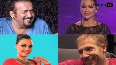 glumci, voditelji, TV lica
