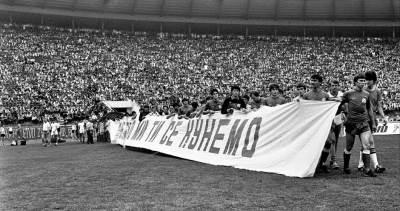 Crvena zvezda, Dinamo