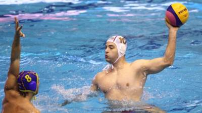 Vaterpolo reprezentativac Srbije Filip Filipović