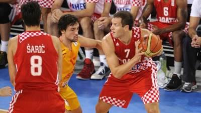 Bojan Bogdanović, Dario Šarić, Hrvatska