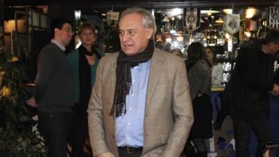 Milorad Vučelić potpredsednik Partizana o smeni Marka Nikolića
