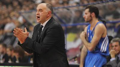 pablo laso sergio rodriguez real madrid red star euroleague