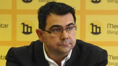 Dragan Radosav predsednik Plivačkog saveza Srbije