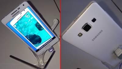 Galaxy A5, Samsung, Galaxy A3, Pametni telefoni, Telefoni