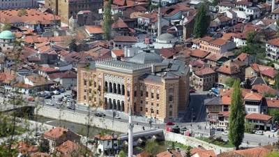 sarajevo džamija
