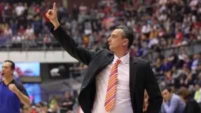 Dejan Radonjić trener Crvene zvezde Telekom
