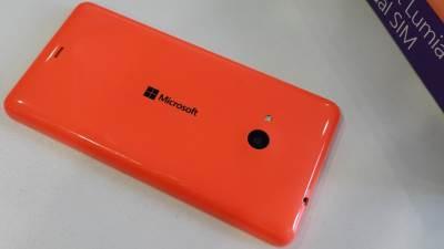 Microsoft Lumia 535, Lumia 535