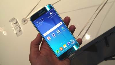 Samsung, Galaxy, Galaxy S6, Galaxy S6 Edge, Unpacked