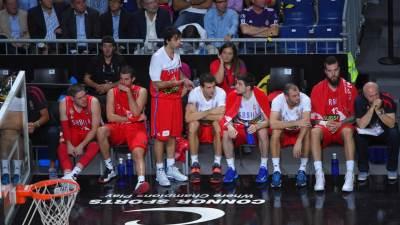 reprezentacija srbija stranci