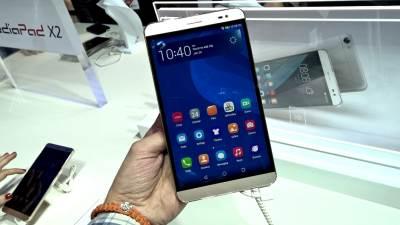 Huawei MediaPad X2, Huawei, MediaPad X2, MWC15, MWC 2015