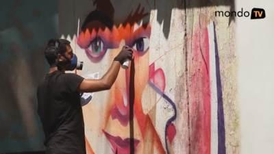 Artez, grafiti, umetnost