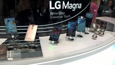 LG, Android, Pametni telefoni