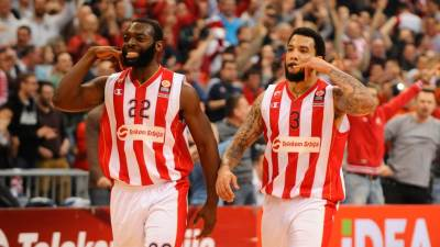 charles jenkins marcus williams red star euroleague