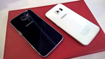 S6 i S6 Edge kamera, Galaxy S6, S6