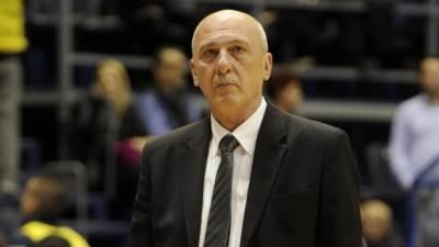 Dragan Todorić sportski direktor KK Partizan