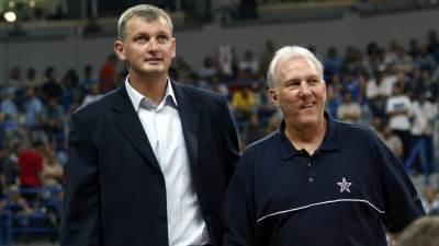 Žarko Paspalj Greg Popović