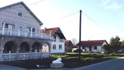 jaša tomić 14, selo, kuća, kuće, lav