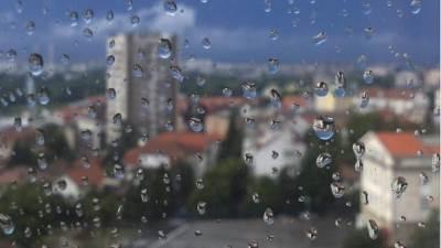 kiša, kisa, kapljice vode