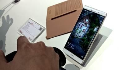 Huawei P8 max, Huawei, Android, Telefon