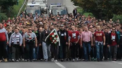 Horde zla, FK Sarajevo, Vedran Puljic