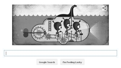 Google Doodle Loh Nes, Loh Nes, Čudovišta