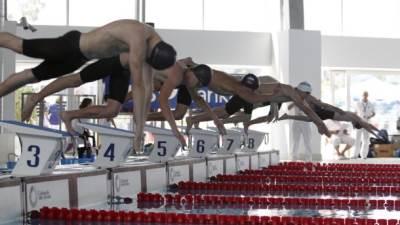 Plivanje bazen SC Milan Gale Muškatirović
