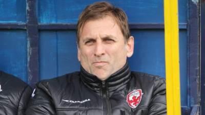 Bratislav Živković trener Voždovca