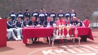 Crvena zvezda šampion mlađih kategorija