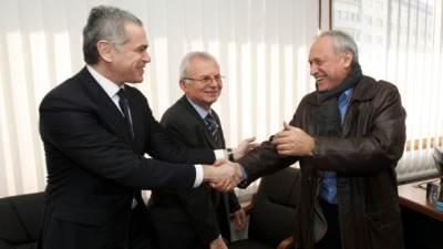 Zvezdan Terzić Svetozar Mijailović Milorad Vučelić