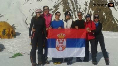 ženska ekspedicija, Himalaji, Nepal, alpinizam, zemljotres