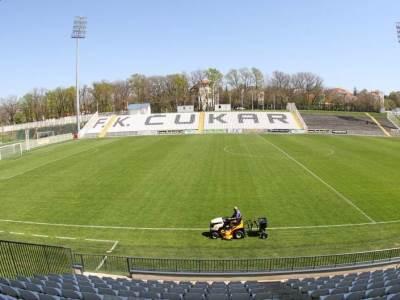 cukaricki stadion banovo brdo