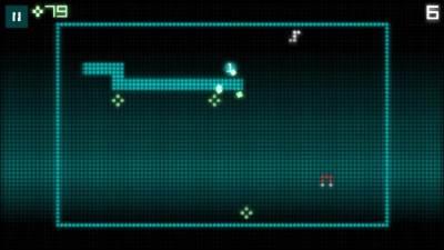 Snake Rewind, Igre, Igra, Nokia