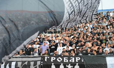 grobari partizan titula proslava mondo stefan stojanovic 25
