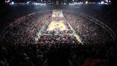 Kombank Arena domaćin Fajnal fora Evrolige 2017.