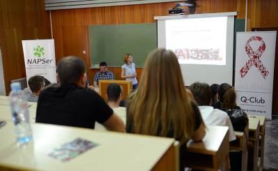 studenti, fakultet, amfiteatar